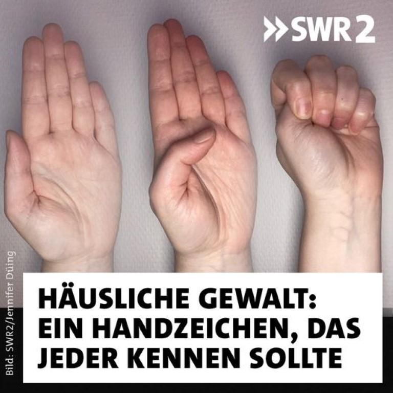 Ein Handzeichen, das jeder kennen sollte!